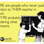 Ecard there their