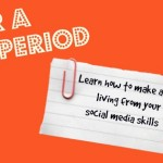 How to make a living from your social media skills
