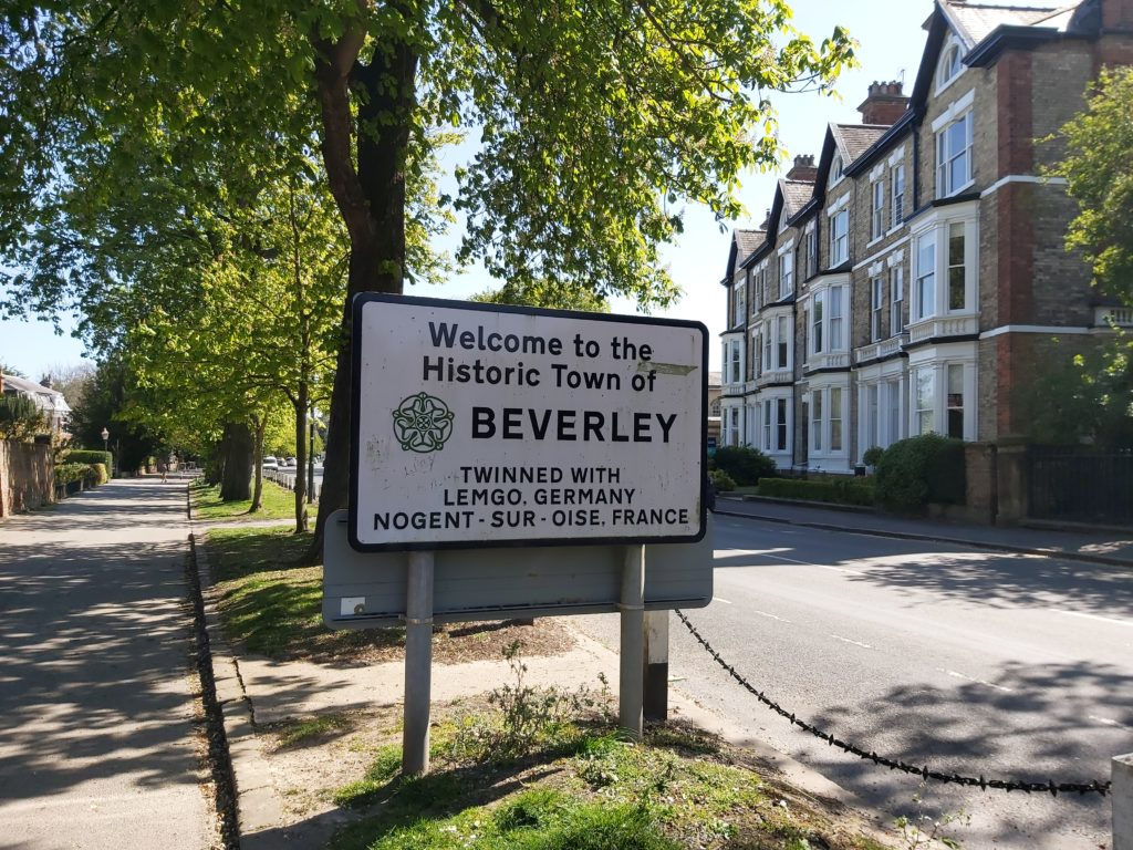 Welcome to Beverley UK East Yorkshire